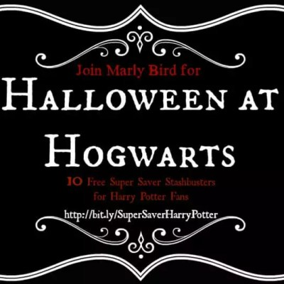 Halloween at Hogwarts-10 Super Saver Stash busters Harry Potter Knit and Crochet project ideas