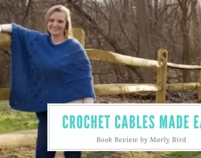 Cable Crochet Made Easy with Bonnie Bay Crochet