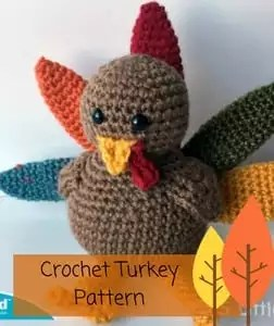 Crochet Turkey Pattern