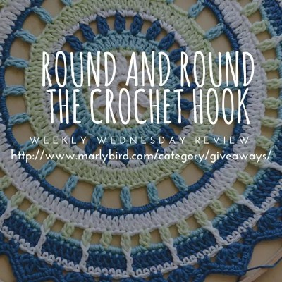 Round and Round the Crochet Hook-Book Review