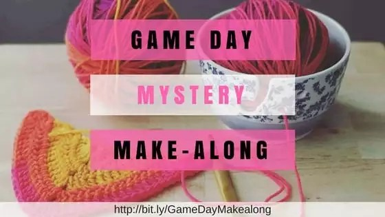 2018 Game Day Mystery Make-along with Marly Bird