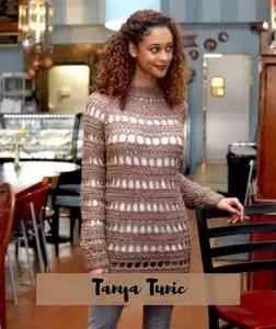 FREE pattern Tanya Tunic