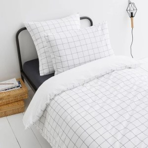 housse couette cadrillage laredoute 300x300 - Shop ma wishlist
