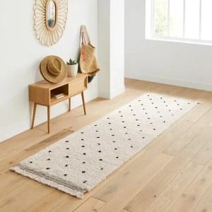 tapis berbere la redoute eco responsable marmille 300x300 - Ma sélection shopping pour passer un automne doux et cocooning
