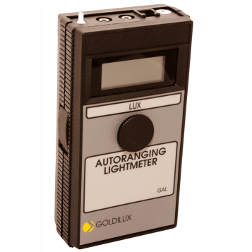 Autoarranging Lightmeter