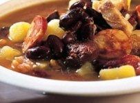 Sopa da Pedra soupe portugaise