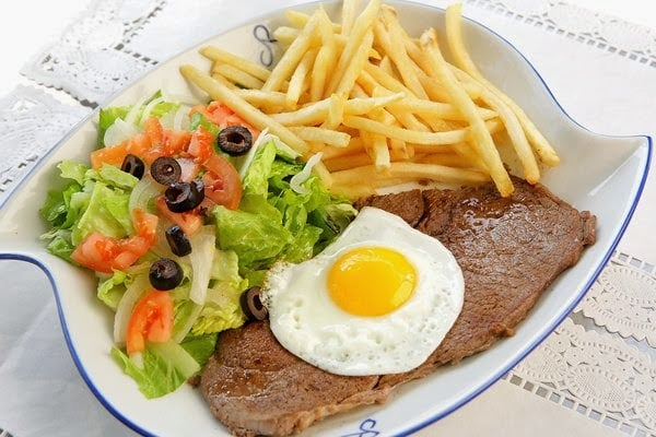 bitoque steak frites