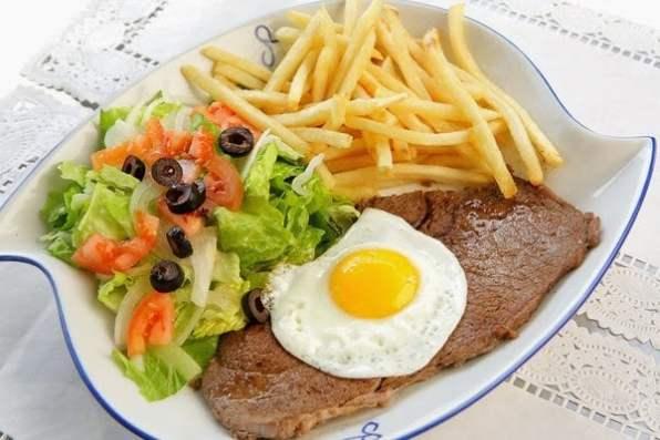 bitoque steak frites