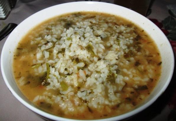 riz aux brèdes madagascar