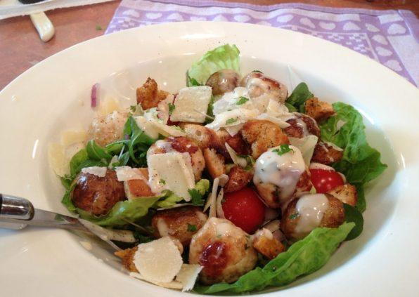 salade cesar new york