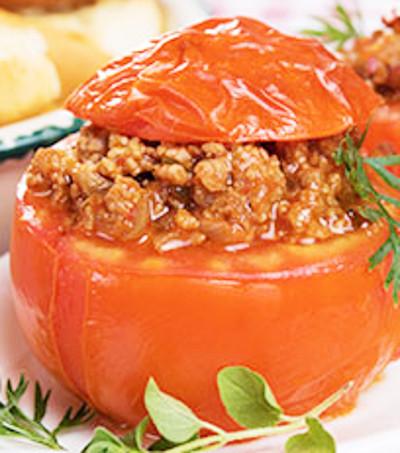 tomates farcie recette