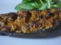 aubergines au four facile