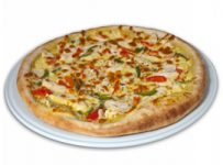 pizza indienne curry
