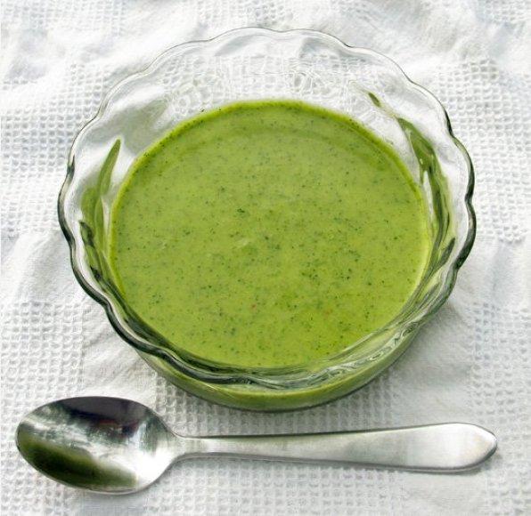 soupe aux épinards minceur santé