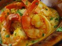 curry de crevettes au lait de coco facile