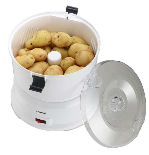 Pommes de terre au four bacon eplucheur electrique de pommes de terre