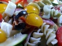 salade de pates a la feta recette