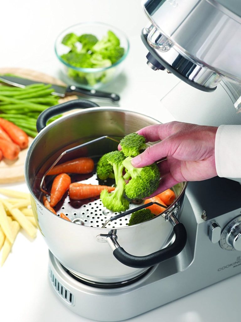 Kenwood Cooking Chef cuisine saine