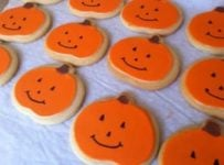 Biscuits Halloween recette facile