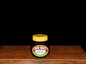 Australian Our Mate Jar, 125ml (Close-up)