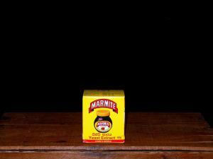 Sri Lanka Marmite Jar in Box 55g (Close up)