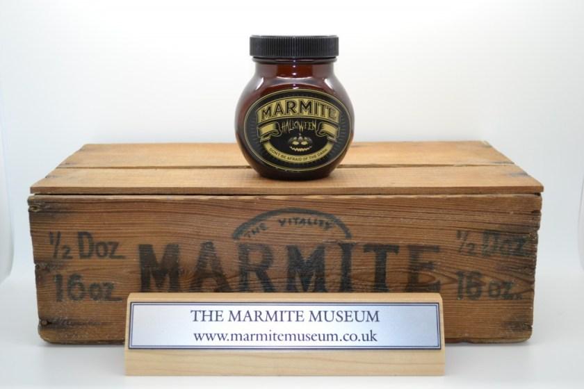 250g Marmite Halloween Jar