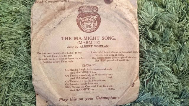 The Ma'might Song by Albert Whelan