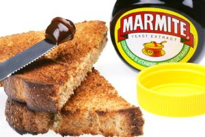 How do you prefer your Marmite?