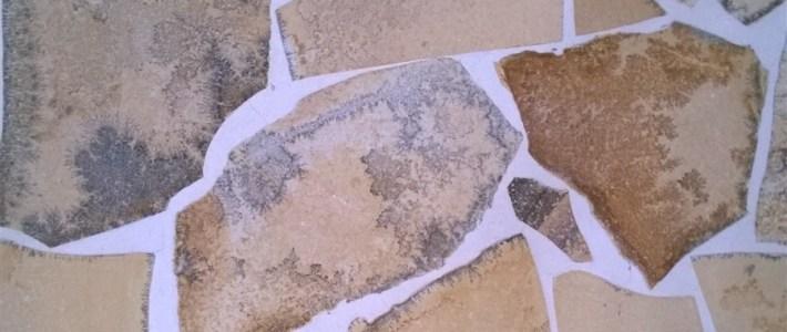 Solnhofener Plattenkalk – der Stein aus der Umgebung