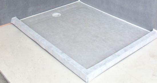 shower bases for tiling shower base