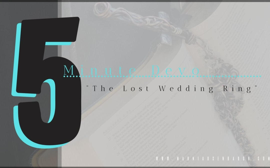 The Lost Wedding Ring