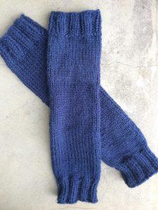 Chunky Knitted Legwarmers
