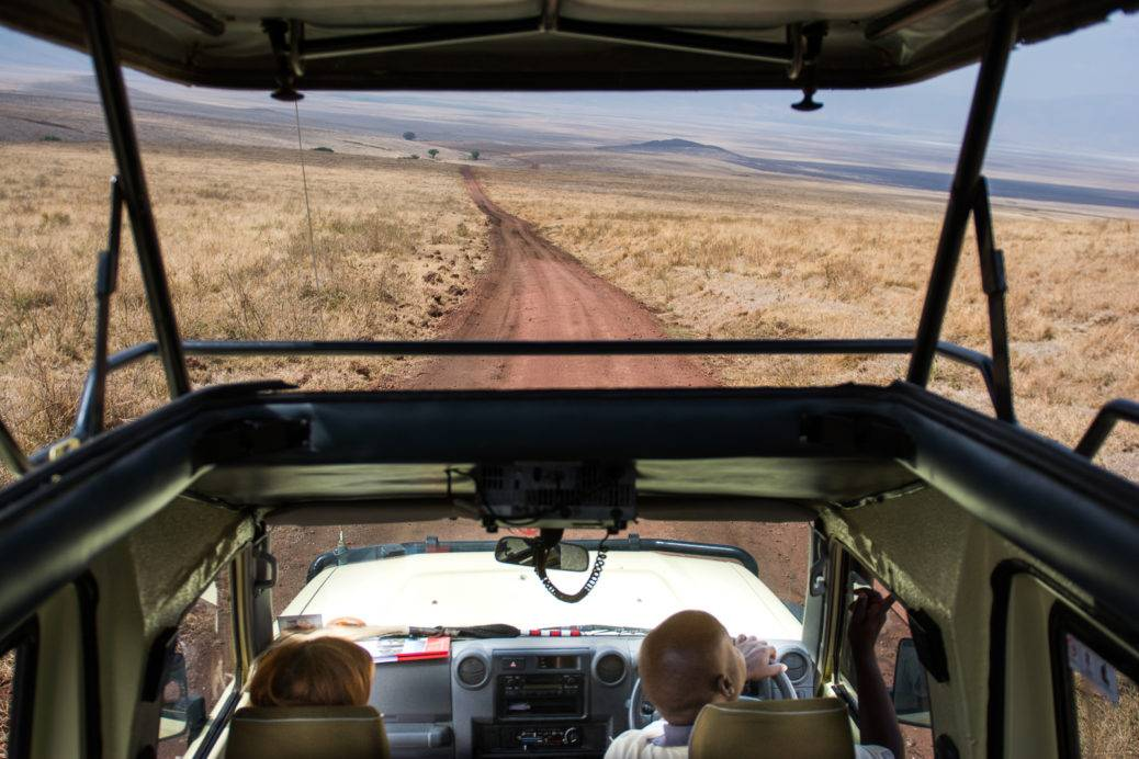 Fotoreportage Tanzania