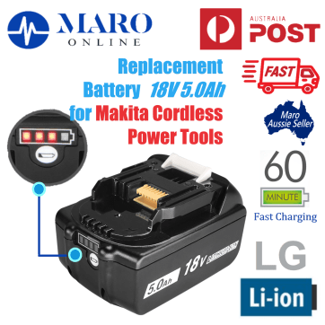 Makita Power tools battery 18V 5Ah