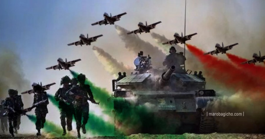 India armed force