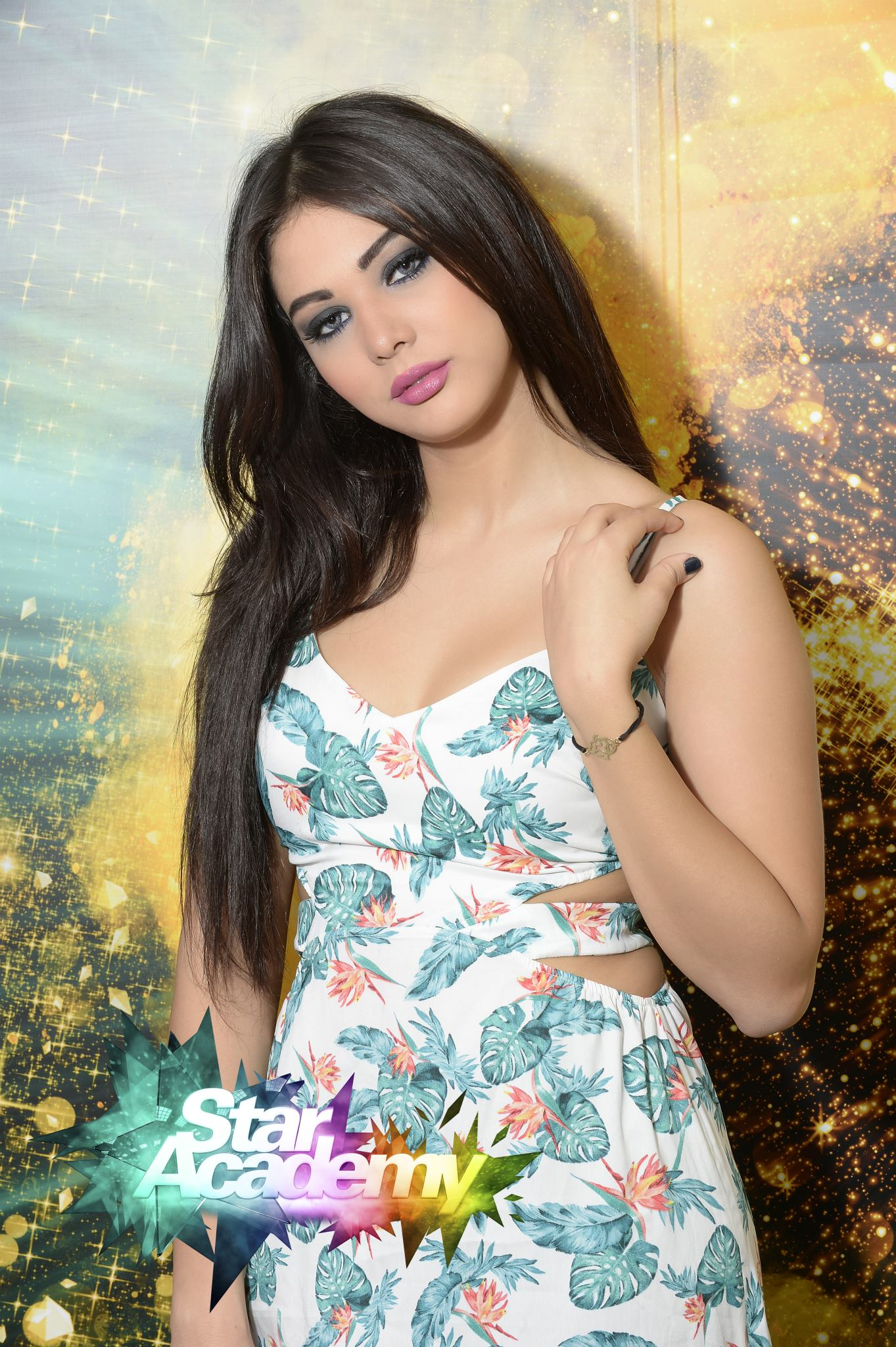 La Belle Marocaine Ibtissam Tiskat Photos Beaut