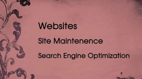 SEO et maintenance de site web