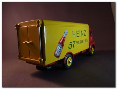 Atlas Dinky 920 Guy Warrior Heinz