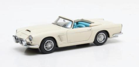 Maserati 3500 GT Spyder by Frua AM101 268 white 1957