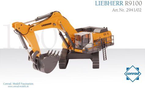 18706 Conrad 2941_02_Liebherr_R9100_