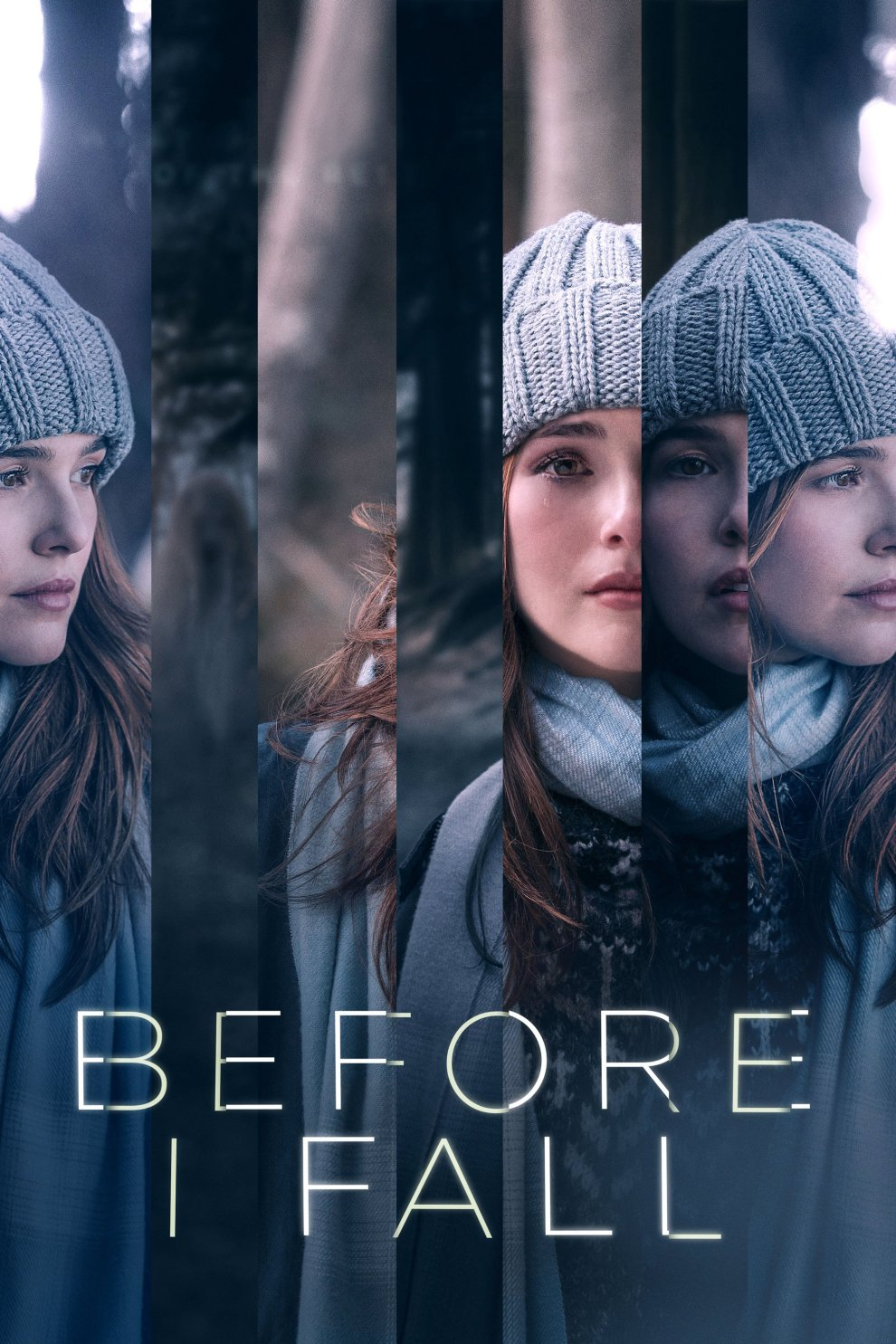 "Poster for the movie ""Before I Fall"""