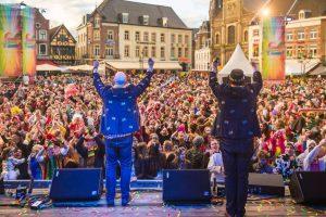 Scholierencarnaval @ Sittard | Limburg | Nederland