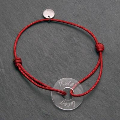 Bracelet personnalisé Angelo