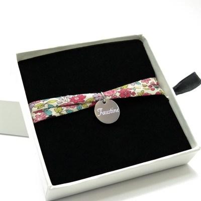 Bracelet enfant personnalisé Alice