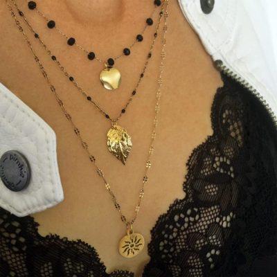 Collier pendentif Soeli
