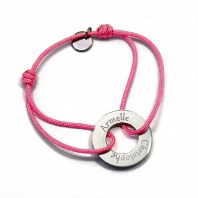 Bracelet personnalisé Amber