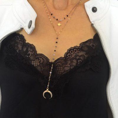 Collier pendentif Giulia