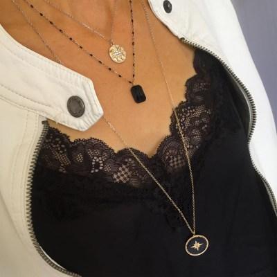 Collier pendentif Litzy