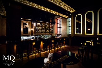 MQ - Marquee Taipei 吧台右側及高腳桌區 (高腳桌可安排2~6位)
