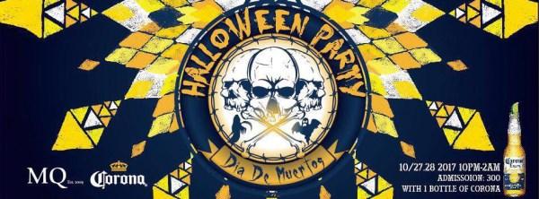 2017-10-28 Corona Halloween Party Dia De Muertos